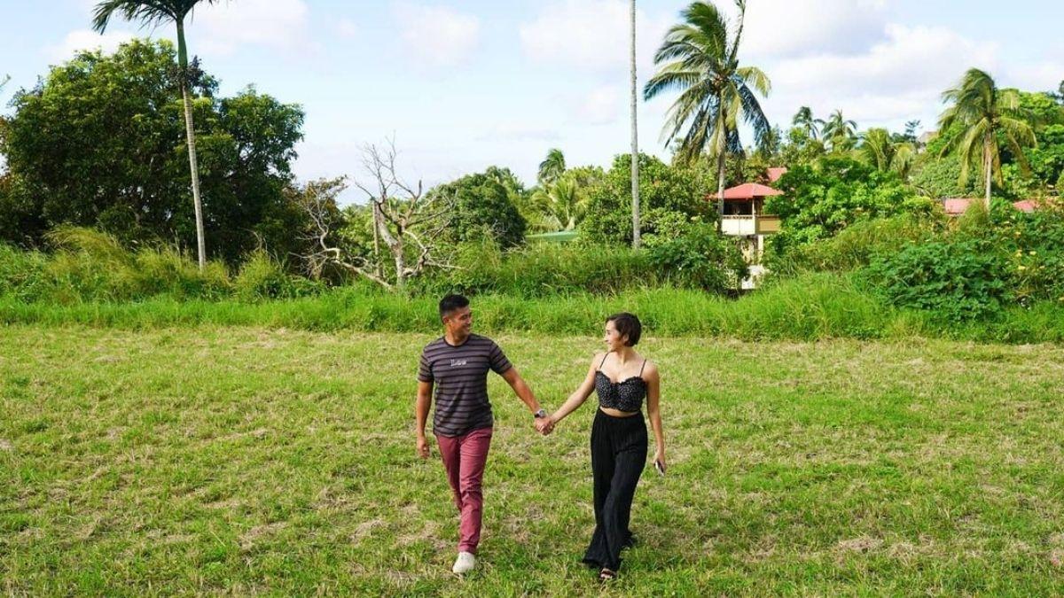 Rocco Nacino posts about Casa Nacino in Tagaytay