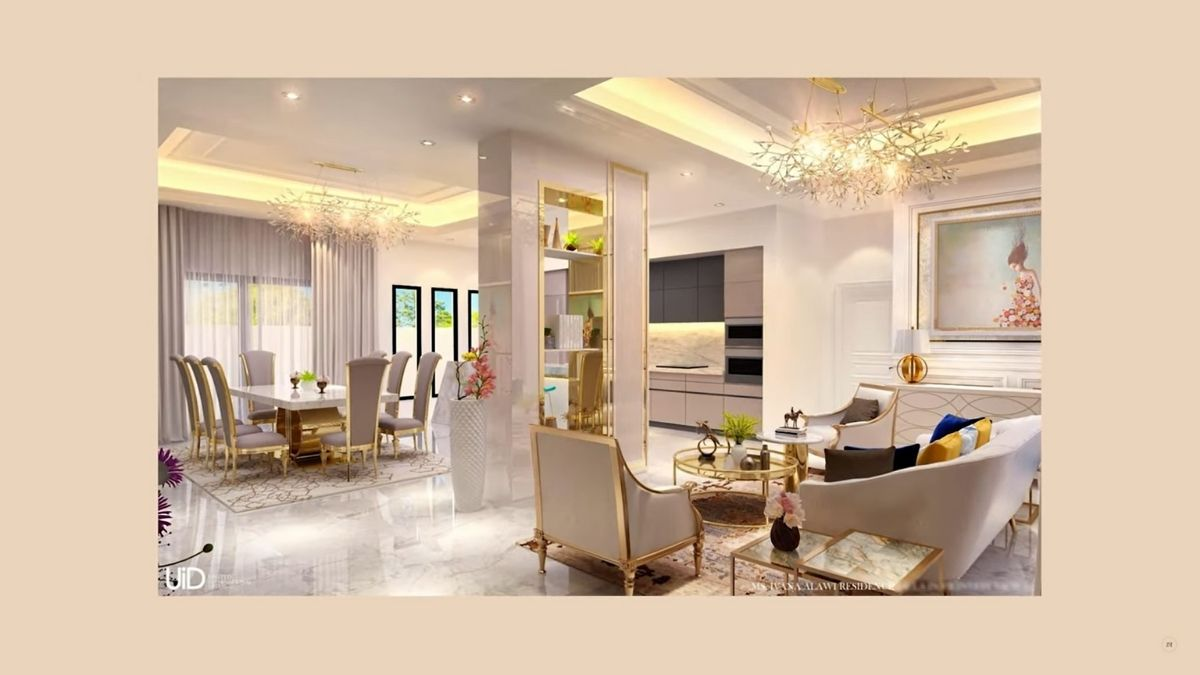 Ivana Alawi first house tour of family future home