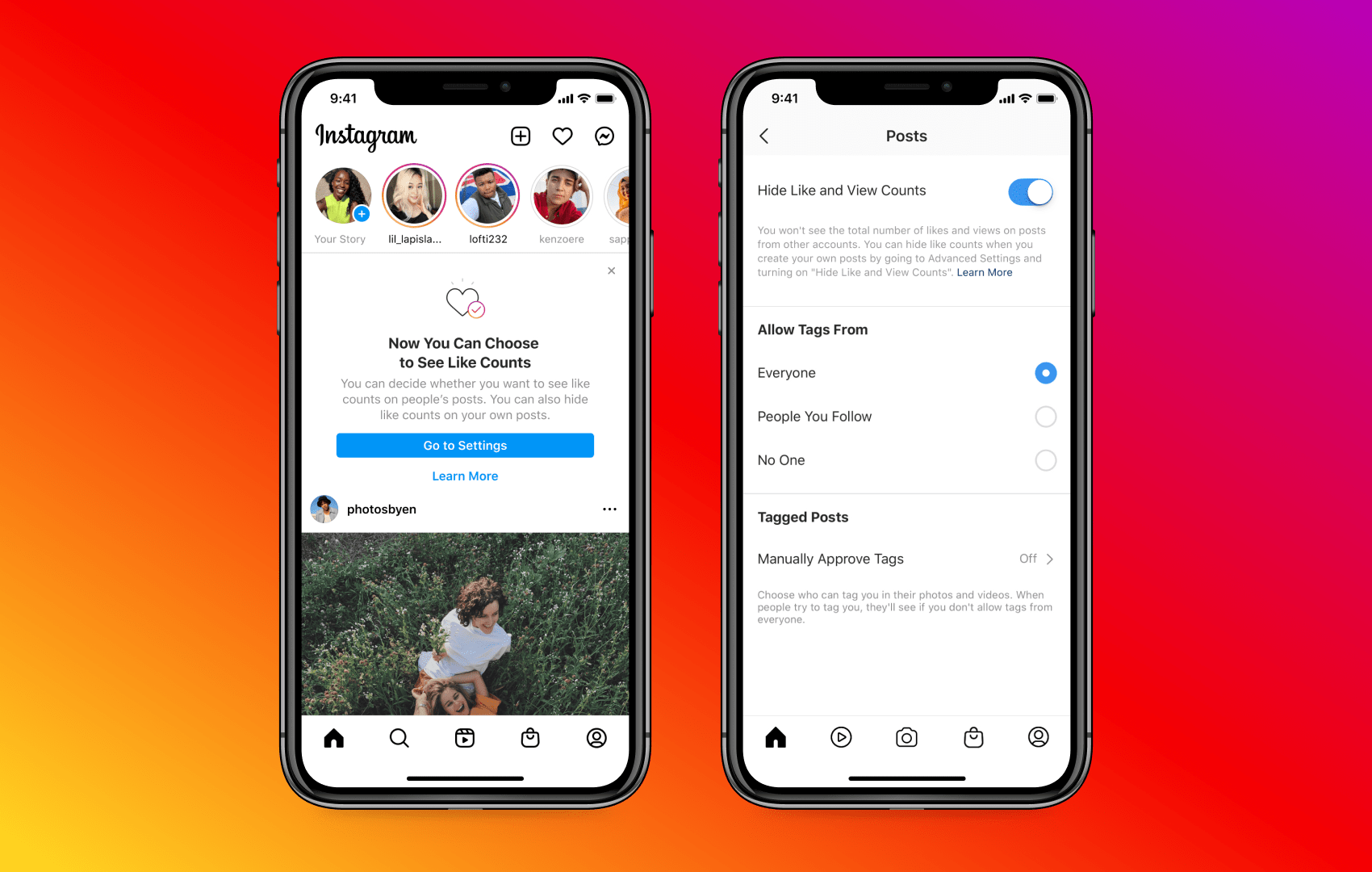 Instagram feature: How to hide like counts on your feed