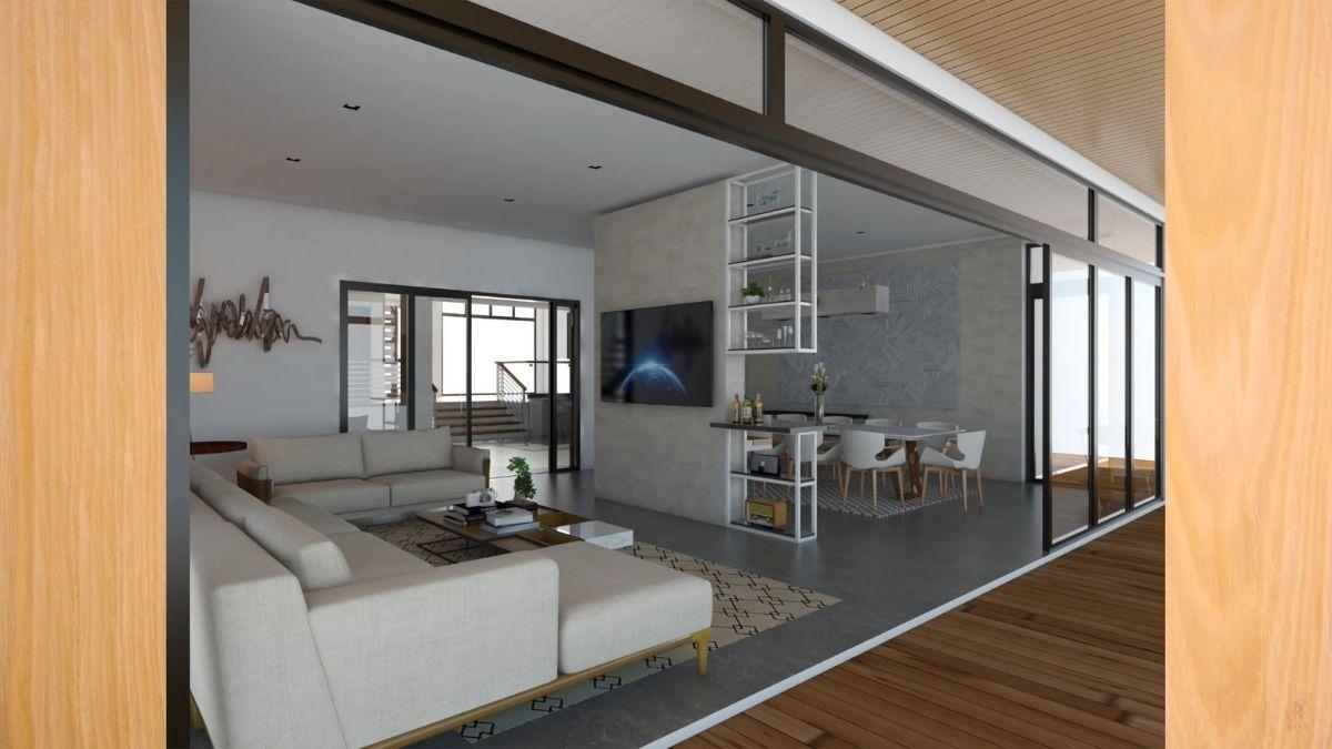 Riva Quenery living room design