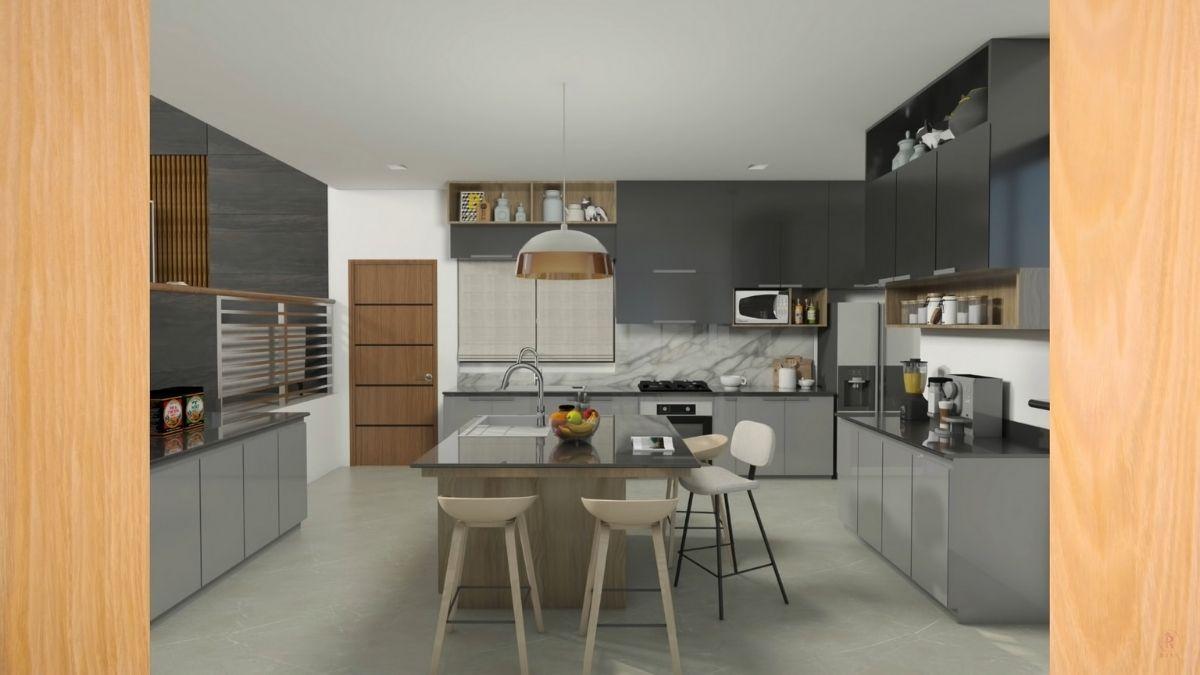 Riva Quenery kitchen design