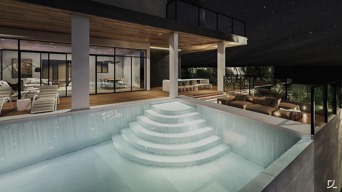 Riva Quenery pool design