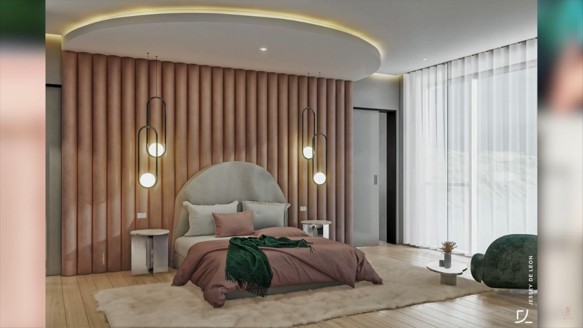 Riva Quenery bedroom design