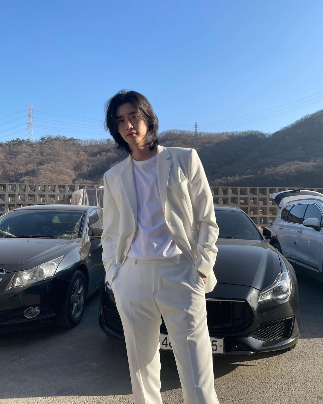 Korean celebrities who own expensive buildings: Lee Jong Suk