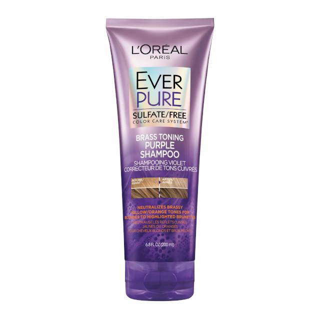 L'Oreal Paris Ever Pure Brass Toning Purple Shampoo