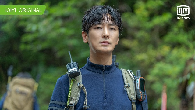 Ju Ji Hoon in the K-drama Mt. Jiri