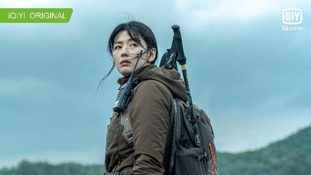 Jun Ji Hyun in K-drama Mt. Jiri
