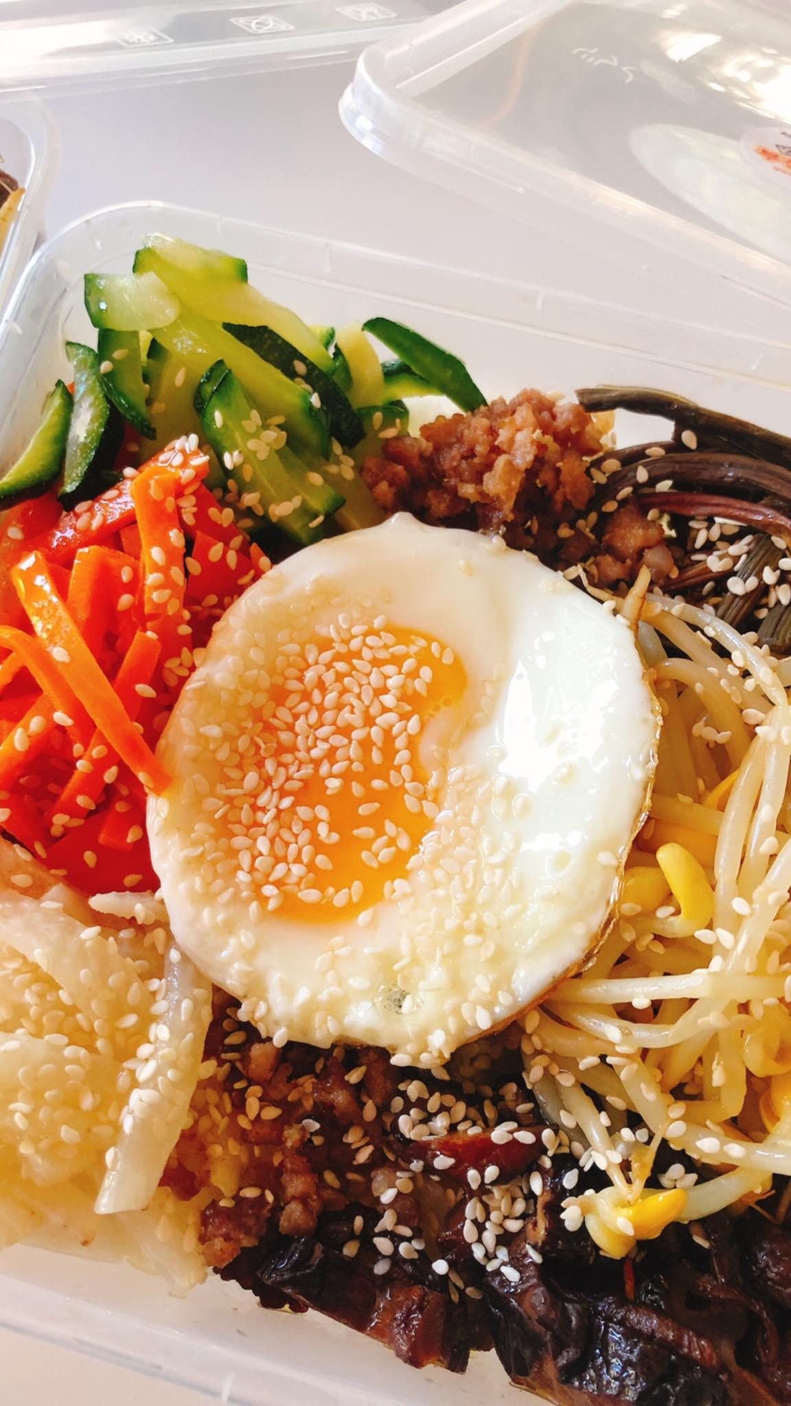 Busan Kitchen: Bibimbap