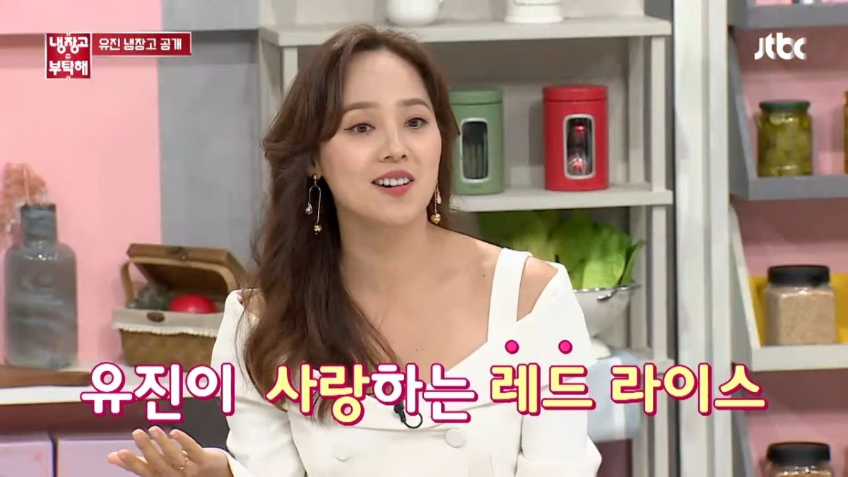 The Penthouse star Eugene has sinigang mix in her refrigerator
