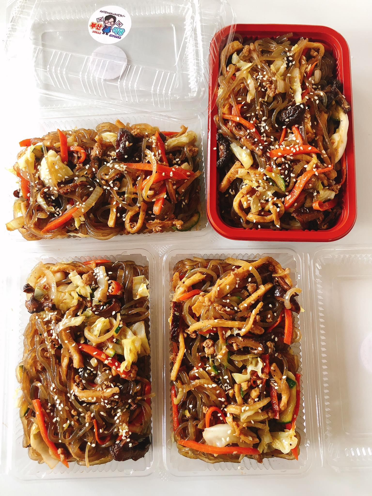 Busan Kitchen: Japchae