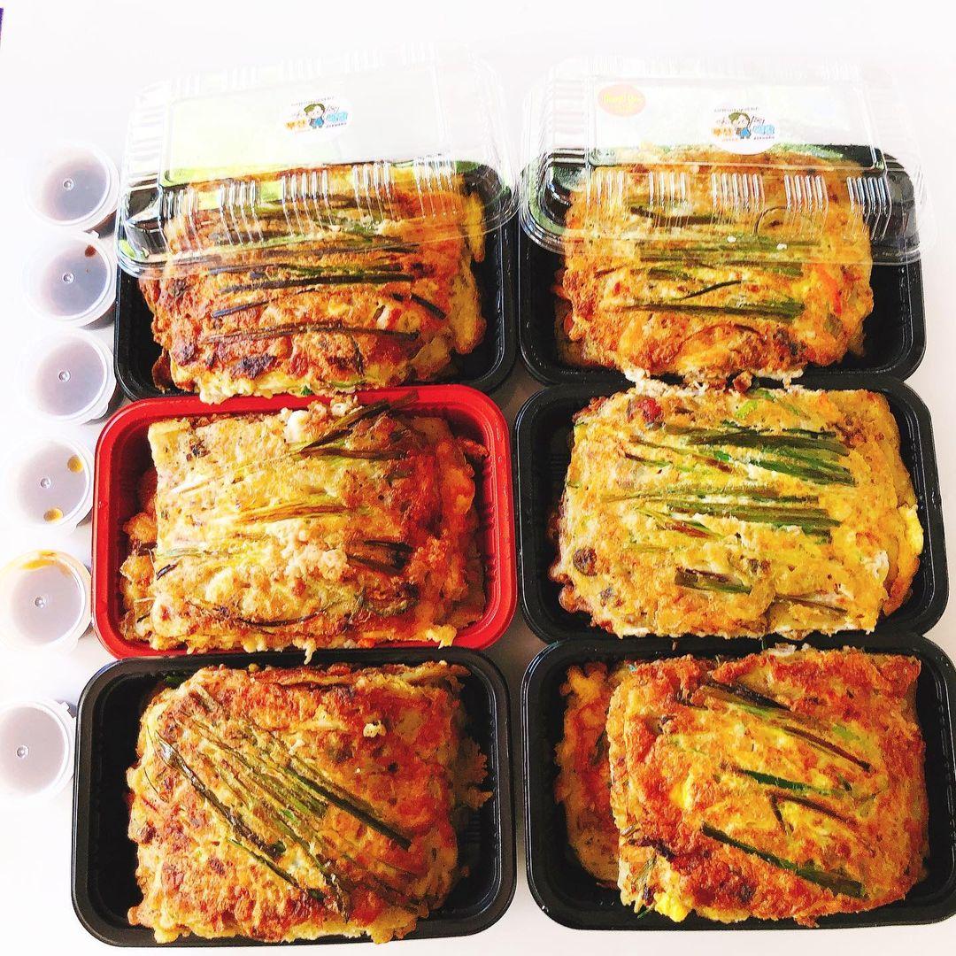 Busan Kitchen: Pajeon