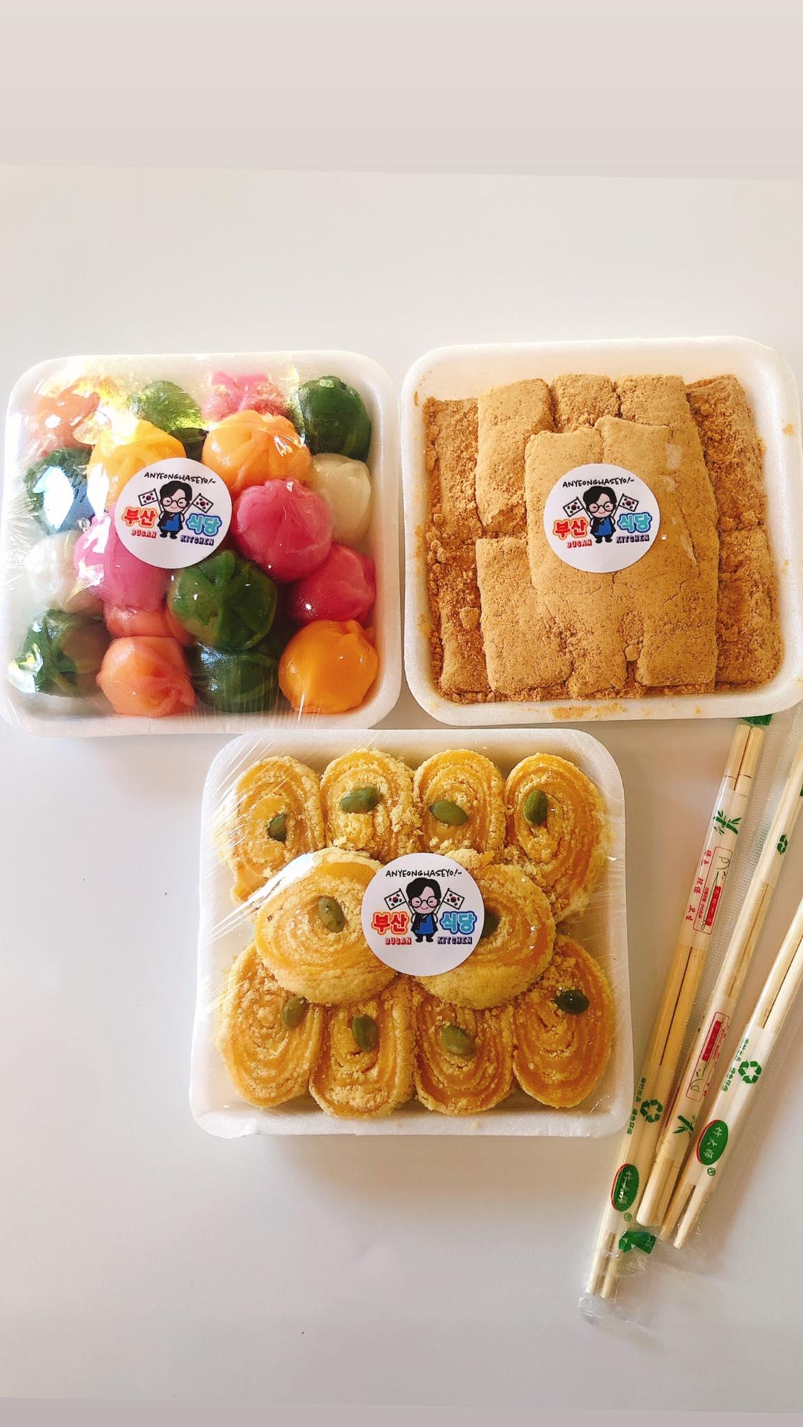 Where to buy Korean rice cakes in Manila: Busan Kitchen