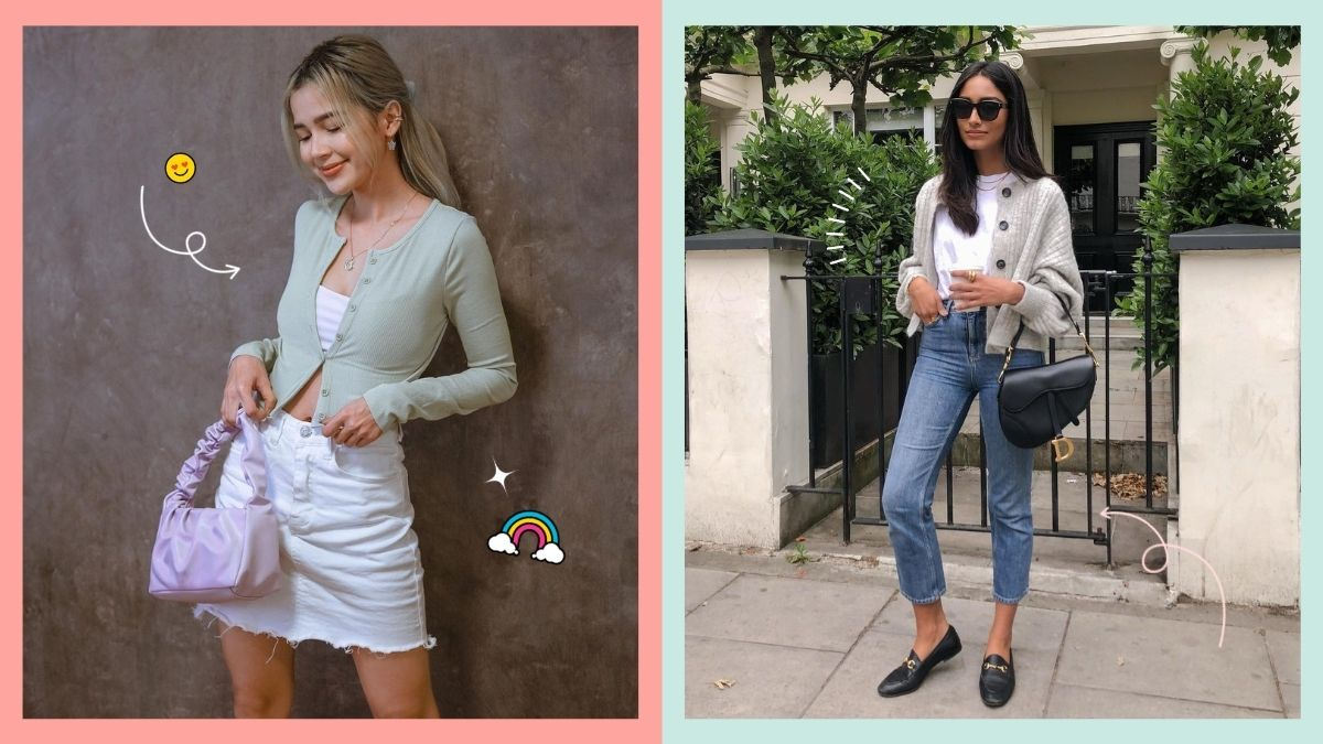 Cute cardigan outfits to try
