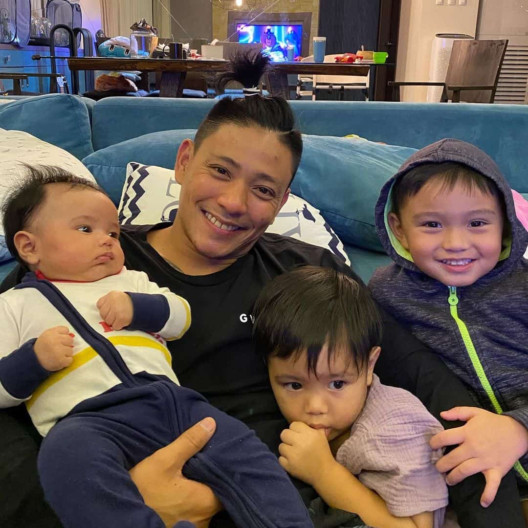 Drew Arellano talks fatherhood experience, discipline techniques, advice