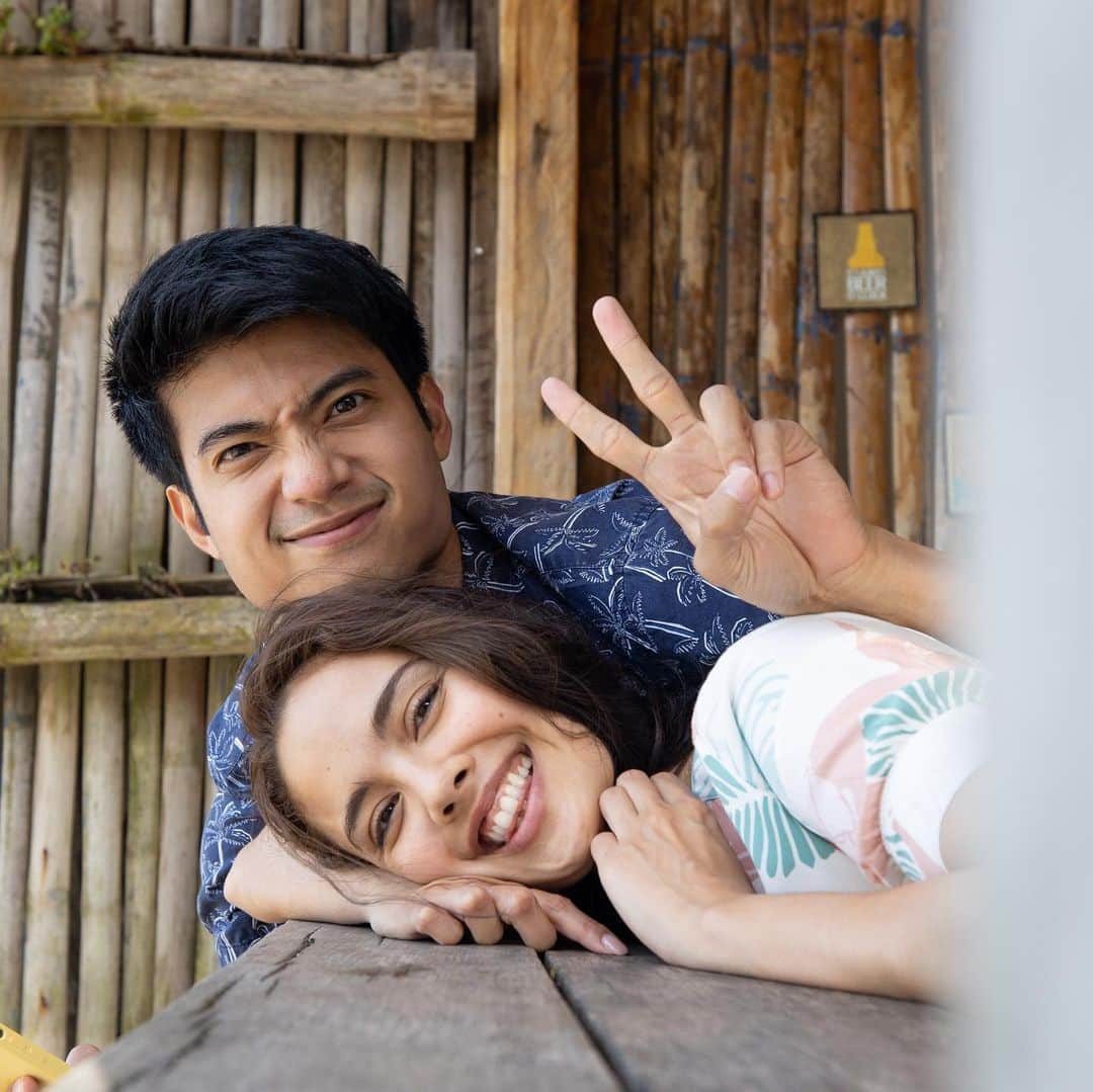 Megan Young and Mikael Daez's first kiss story