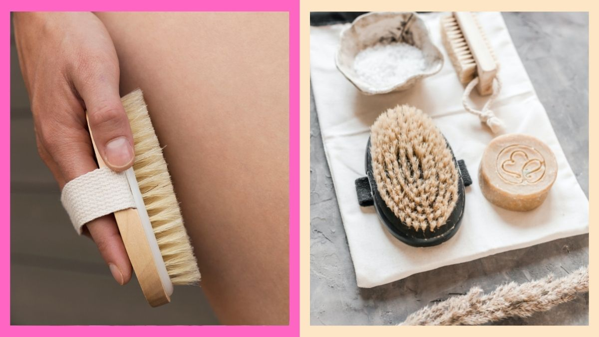 What can dry brushing do for my skin