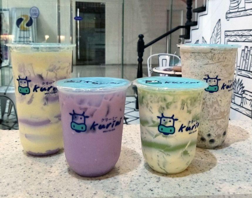 Kurimi Milk Tea Bar - drinks