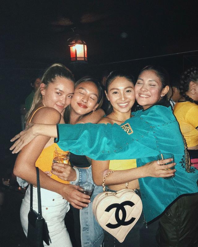 Lauren Reid, Andrea Luis, Nadine Lustre, Kiana Valenciano