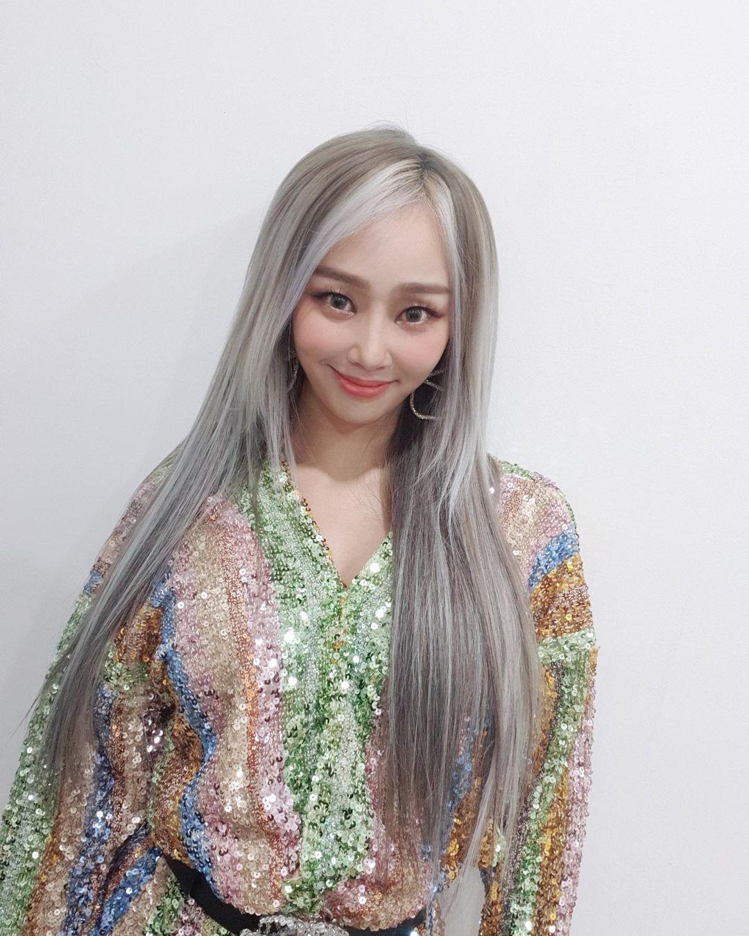 K-pop idols who established their own entertainment companies: Hyolyn