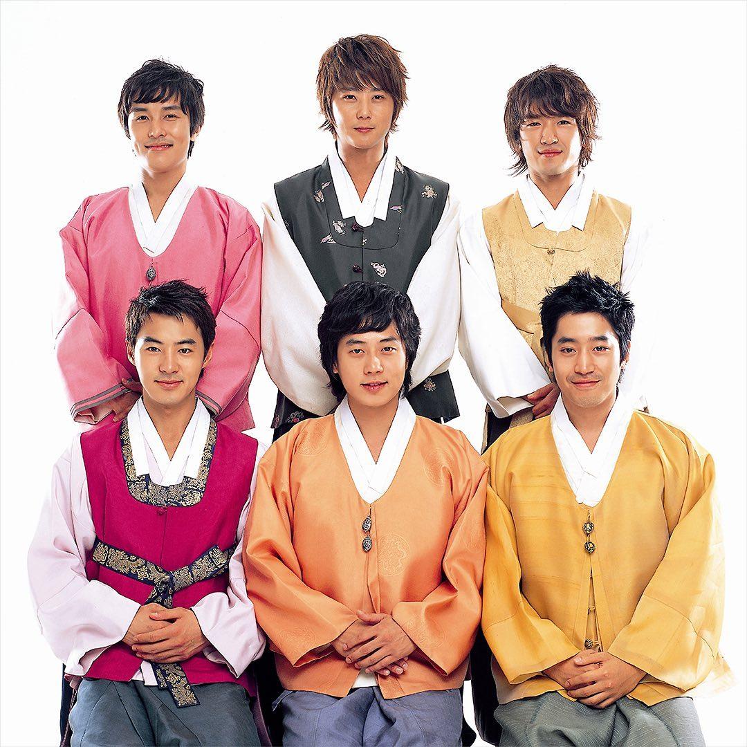 K-pop idols who established their own entertainment companies: Shinhwa