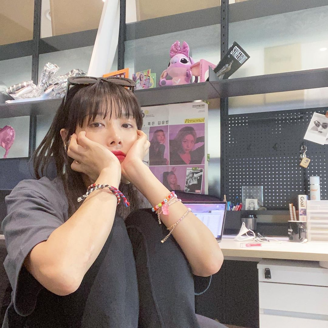 K-pop idols who established their own entertainment companies: Yubin