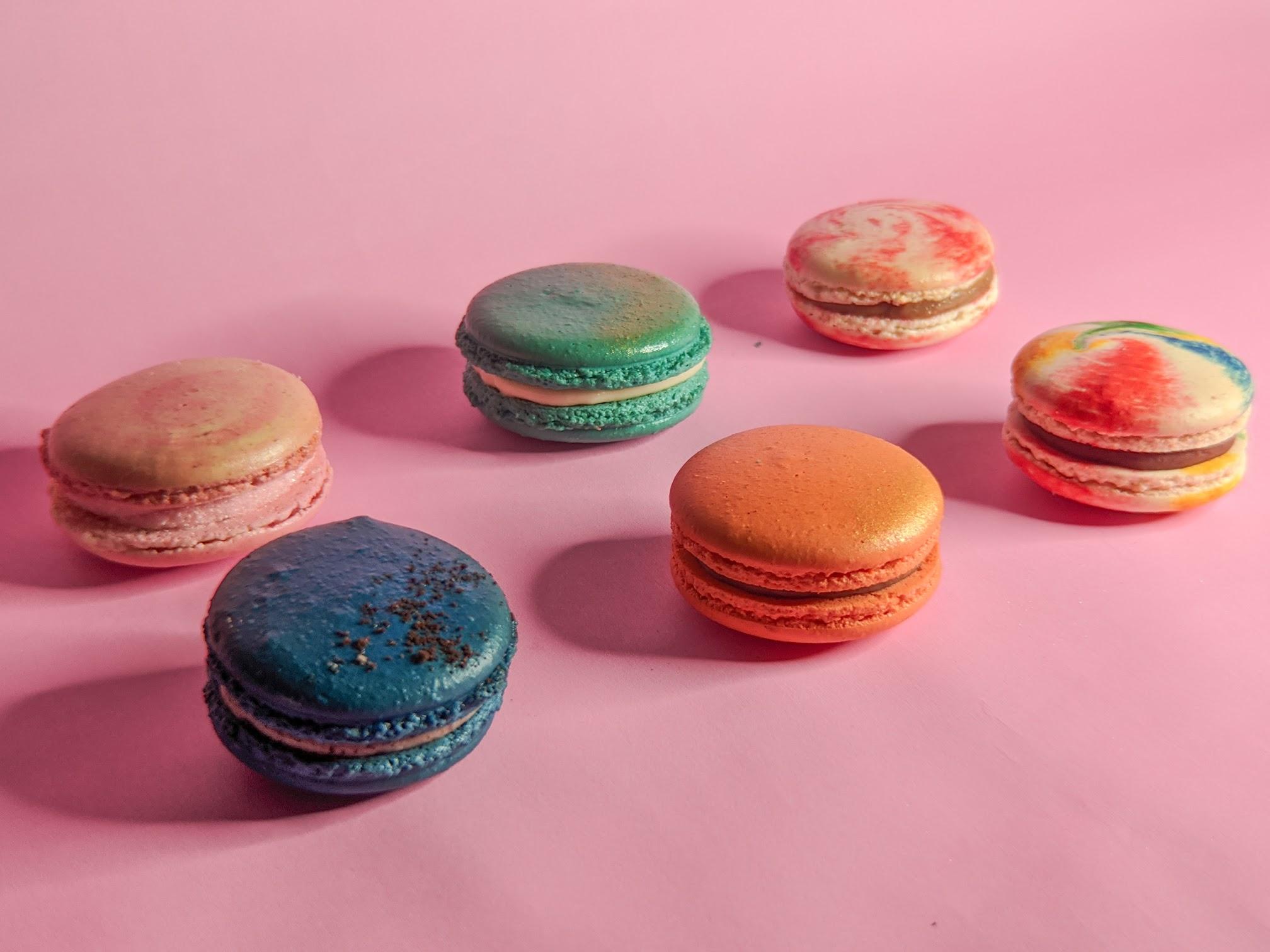 Culinary arts career - macarons