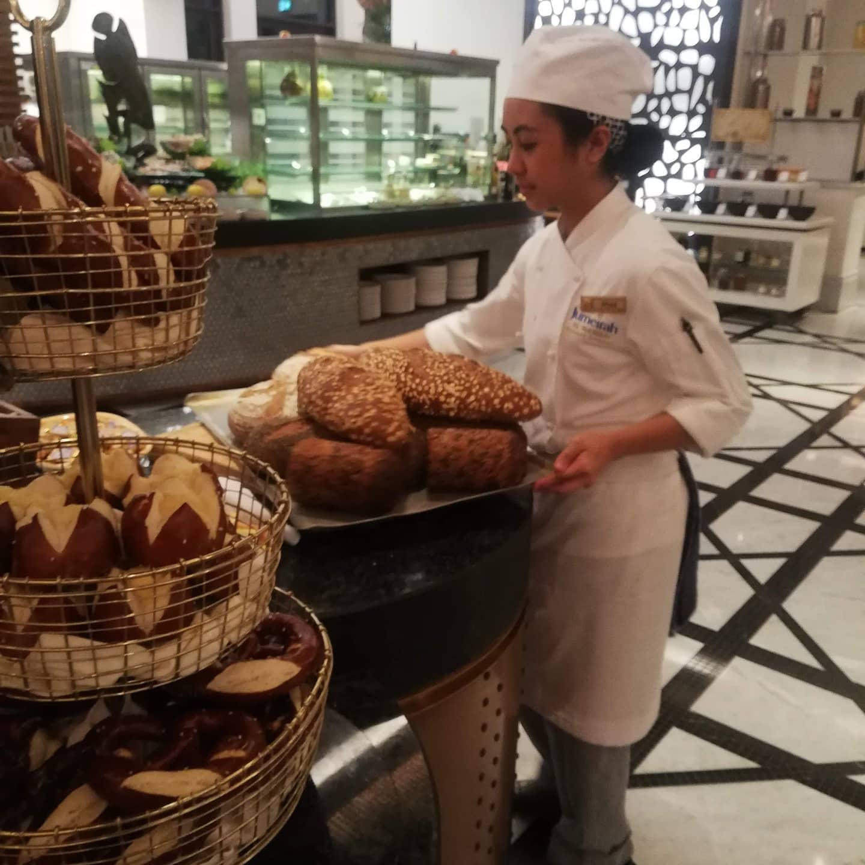 Culinary arts career - Pinay chef