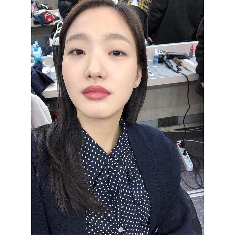Korean actors who denied getting plastic surgery: Kim Go Eun