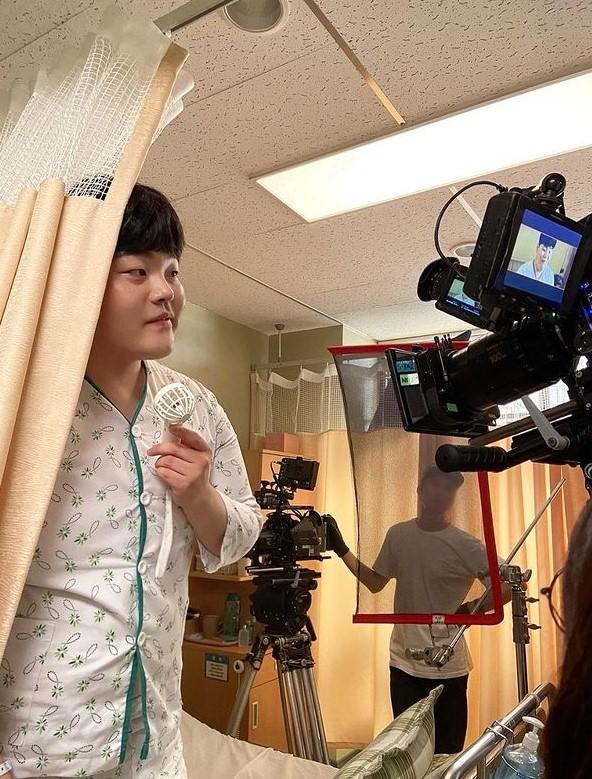Sweet & Sour cast: Lee Woo Je