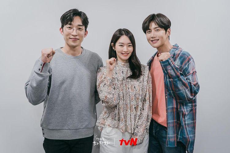 Kim Seon Ho and Shin Min Ah K-drama