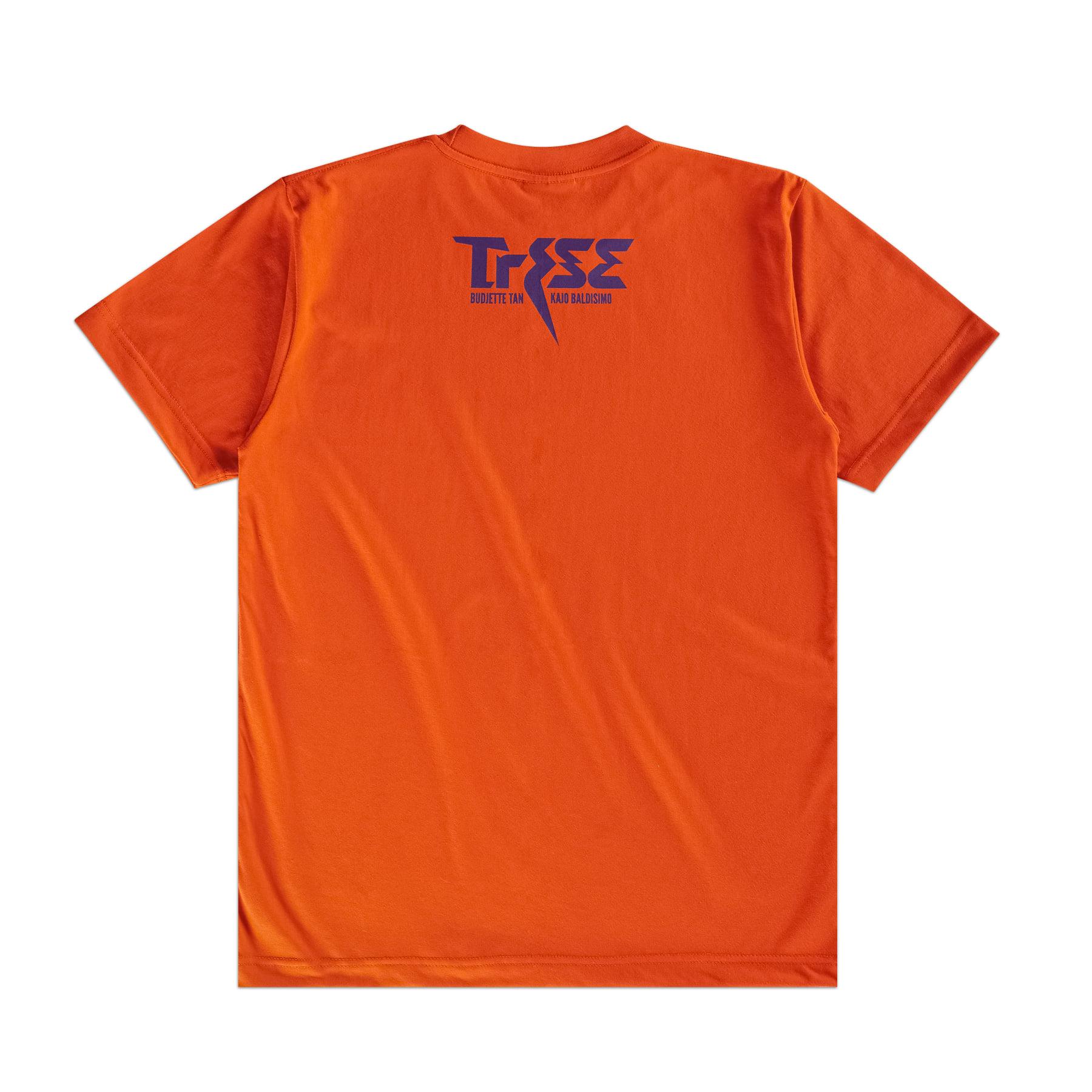 Trese inspired shirt by Dan Matutina x Team Manila collab (back)