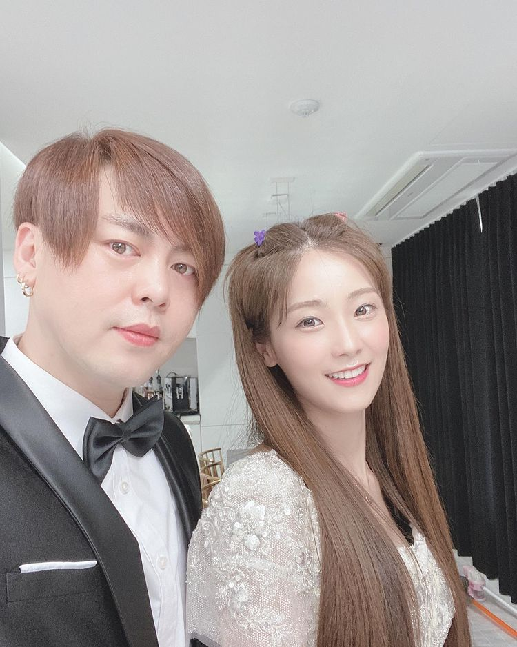 Korean couples and their age differences: Moon Hee Jun and Soyul