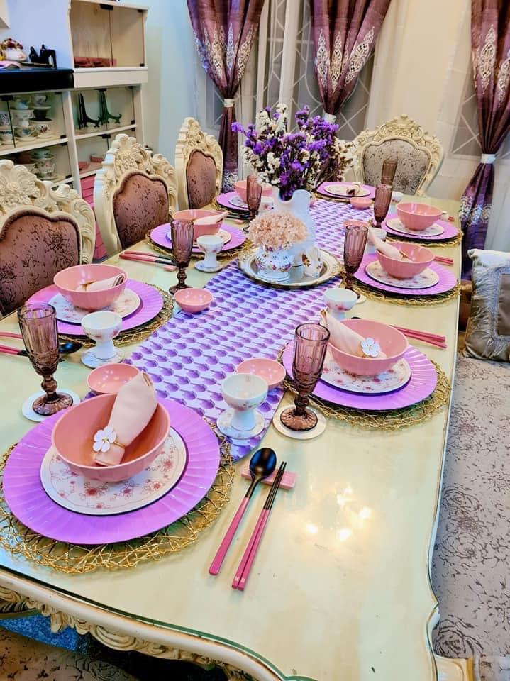BTS and Kwanjuyo collab - dinnerware set