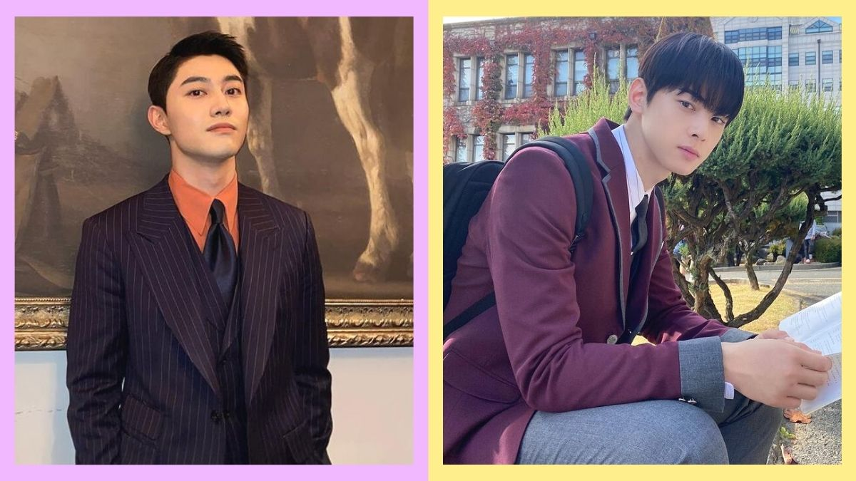 Korean actors who are born in the same year