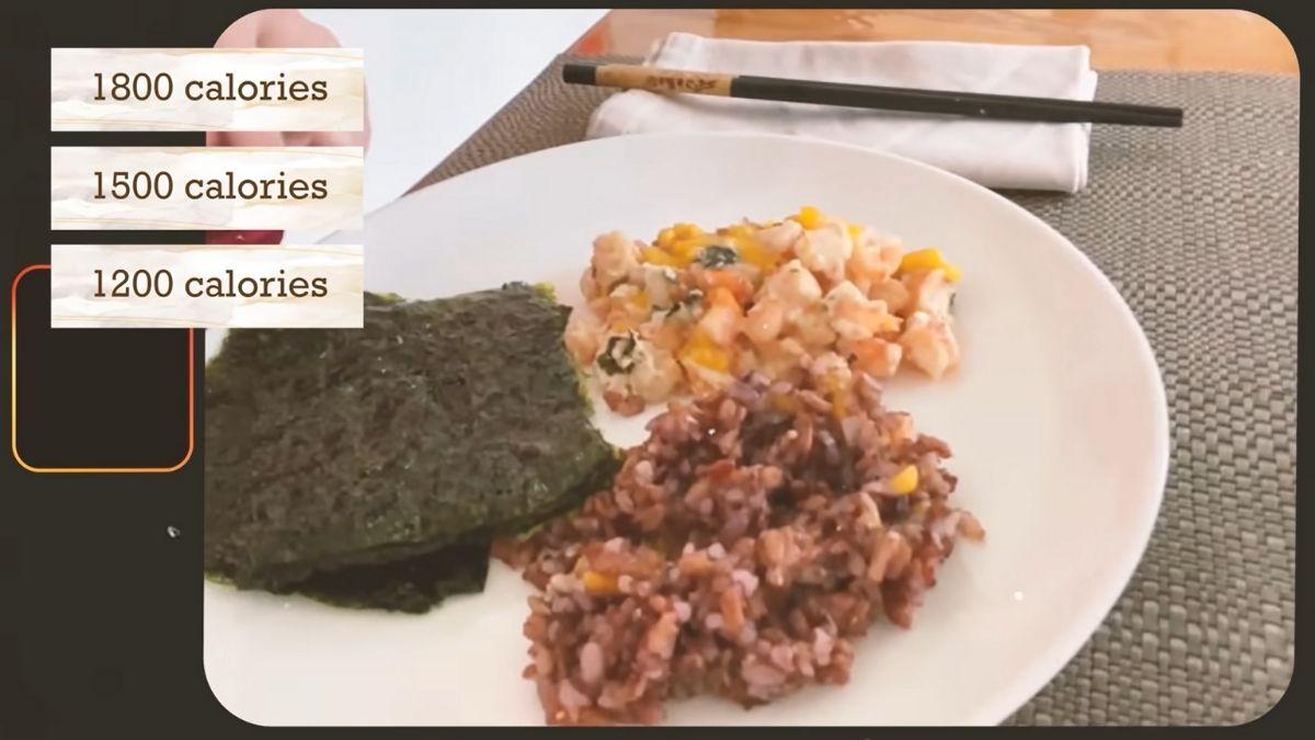 Bea Alonzo 2021 meal plan