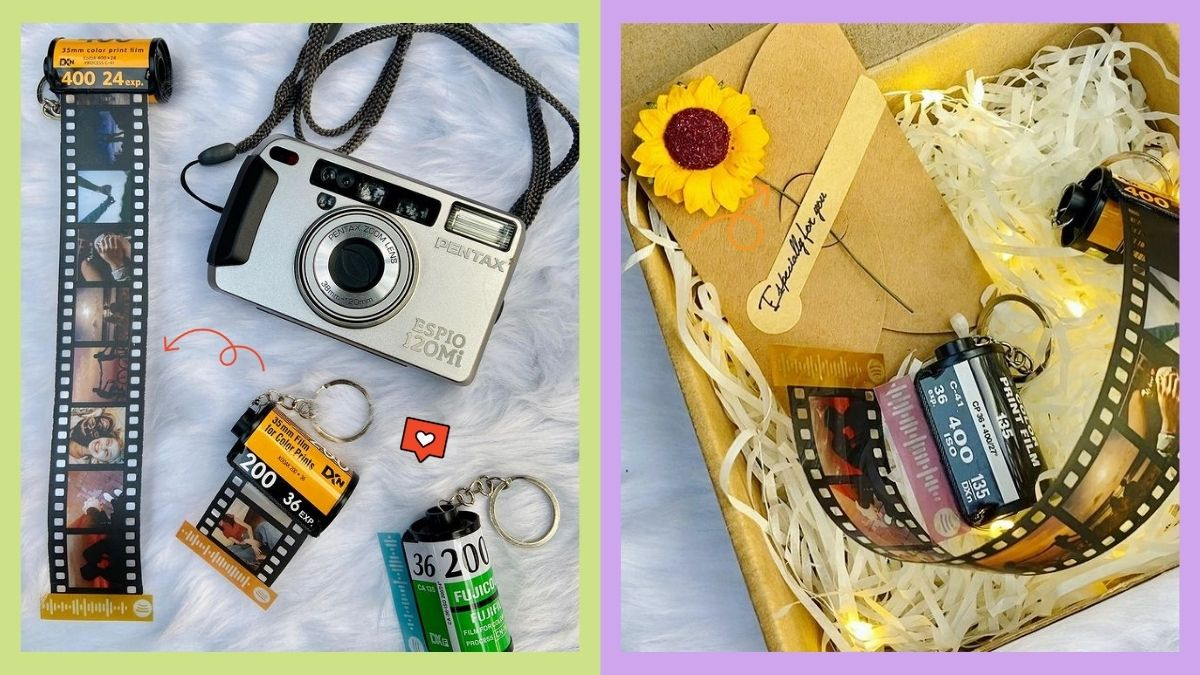 film roll keychain from Moments Made PH