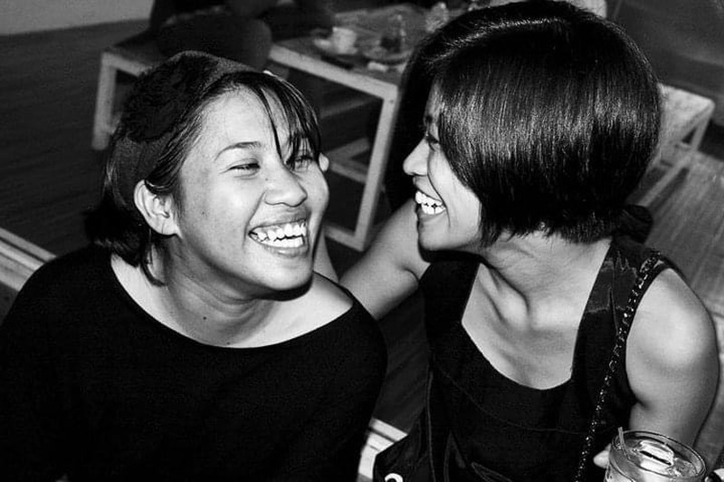 LGBTQIA+ couples love stories 2021: ALLA AND MICHEE