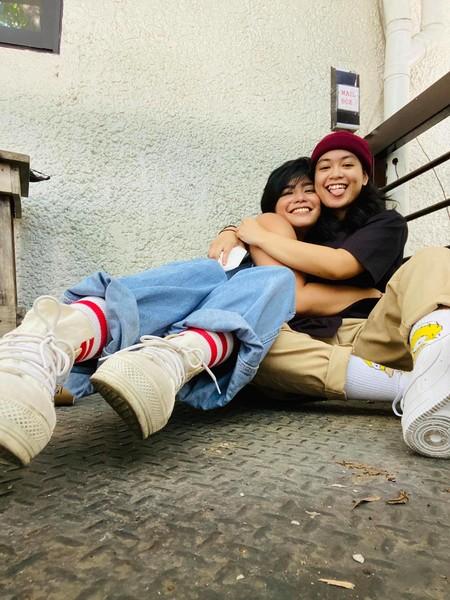 LGBTQIA+ couples love stories 2021: Cai and Zar