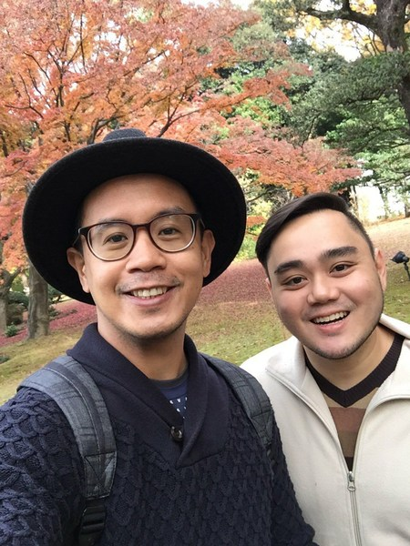 LGBTQIA+ couples love stories 2021: Roki and Tantan