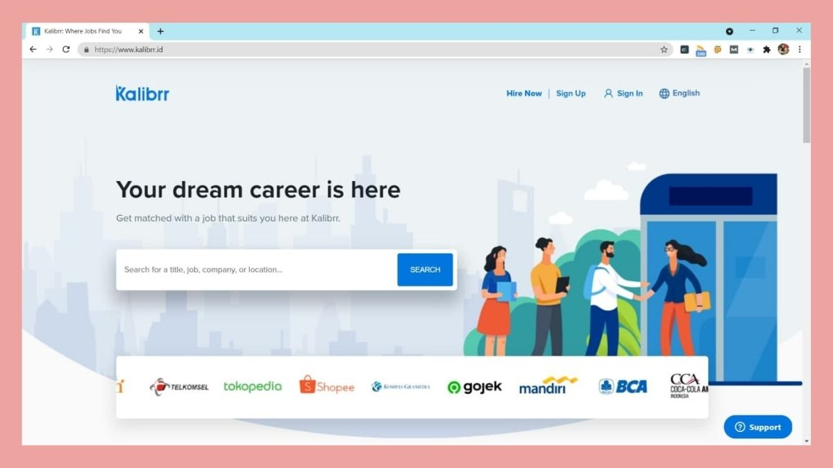 freelance jobs in the philippines: kalibrr