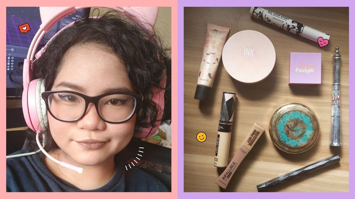 ravy nopuente, makeup products