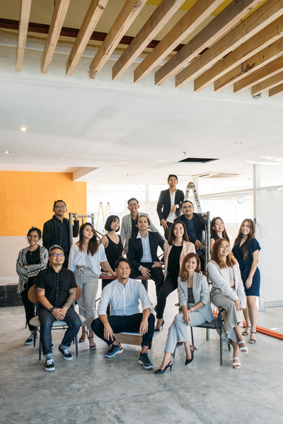 Atelier de Aurora team in Cebu
