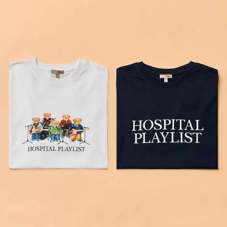 Hospital Playlist and SPAO collab