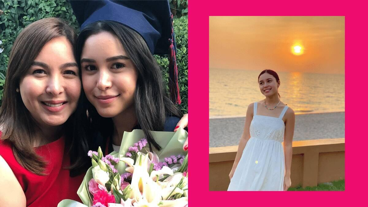 Marjorie Barretto On Claudia Being An Honor Student In Ateneo