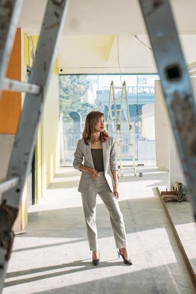 Pinay architect Dawn Sy
