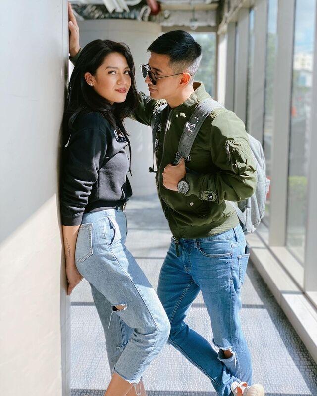 RK Bagatsing and Jane Oineza