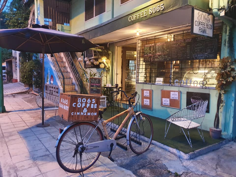 roadside coffee shop - 8065 Coffee Shop in Makati