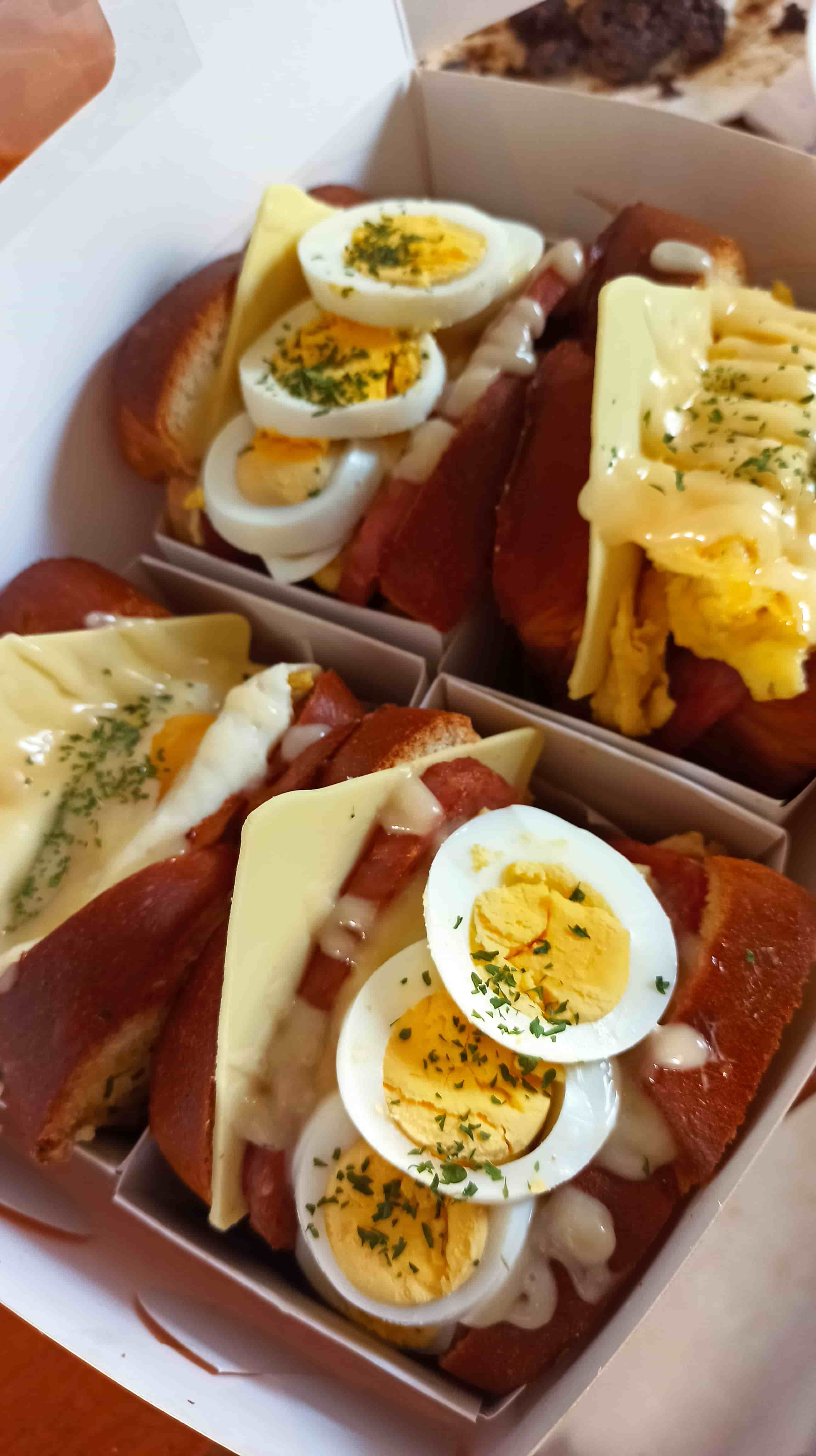 Where to buy egg sandwiches in Manila as seen on Hospital Playlist