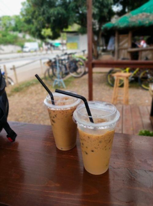 roadside coffee shop - habagat coffee in Antipolo