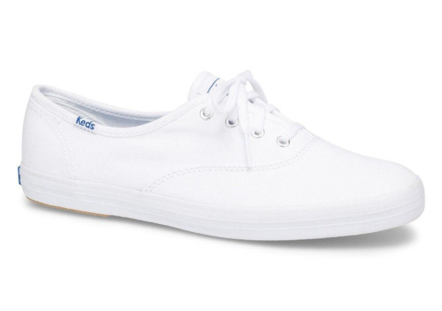 Best white sneakers: Keds Champion Core Canvas